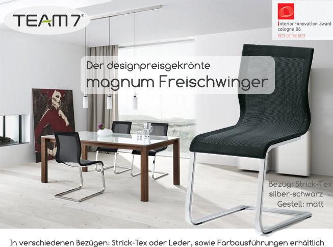 Team 7 Magnum Wohnen Leben Fleischmann